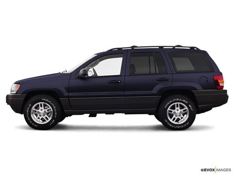 2004 Jeep Grand Cherokee for sale in Titusville, PA