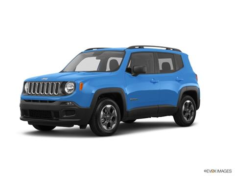 2017 Jeep Renegade for sale in Titusville, PA