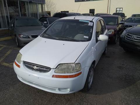 2005 Chevrolet Aveo For Sale Carsforsale