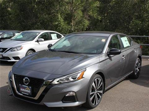 2020 Nissan Altima for sale in Durango, CO