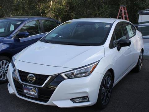 2020 Nissan Versa for sale in Durango, CO