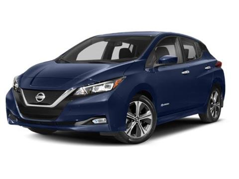 2019 Nissan LEAF for sale in Durango, CO