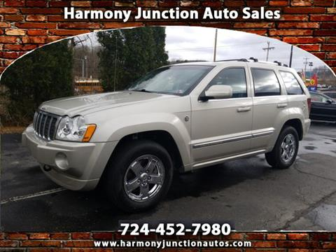 2007 Jeep Grand Cherokee for sale in Harmony, PA