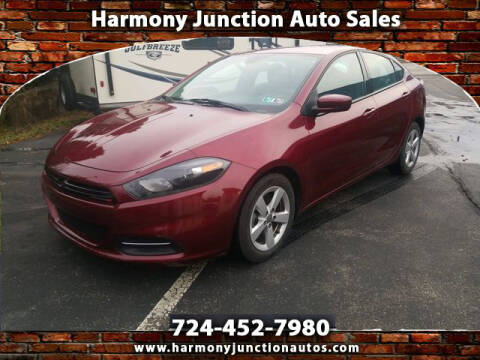 Junction Auto Sales >> 2015 Dodge Dart For Sale In Harmony Pa