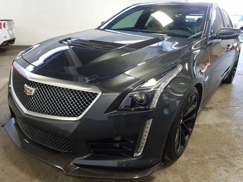 Used 2017 Cadillac Cts V For Sale In Loganville Ga Carsforsale Com
