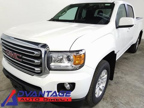 2017 GMC Canyon for sale in Kent, WA