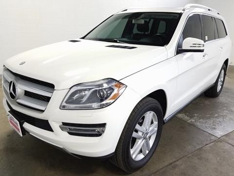 2016 Mercedes-Benz GL-Class for sale in Kent, WA