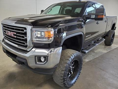 2016 GMC Sierra 3500HD for sale in Kent, WA