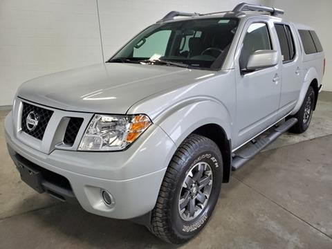 2017 Nissan Frontier for sale in Kent, WA