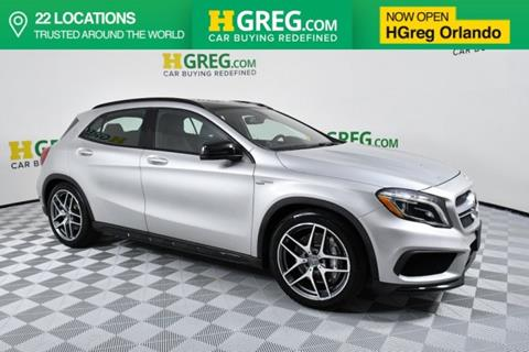 2015 Mercedes-Benz GLA for sale in Orlando, FL