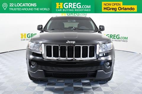 2013 Jeep Grand Cherokee for sale in Orlando, FL