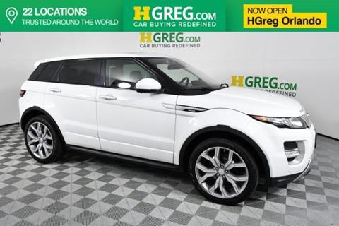 2015 Land Rover Range Rover Evoque for sale in Orlando, FL