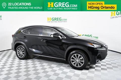 2016 Lexus NX 200t for sale in Orlando, FL