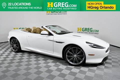Aston Martin DB For Sale Carsforsalecom - Db9 aston martin