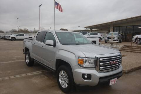 2018 GMC Canyon for sale in Seguin, TX