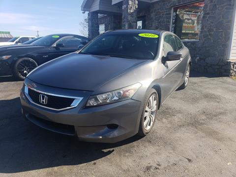 2010 Honda Accord for sale in Hot Springs, AR