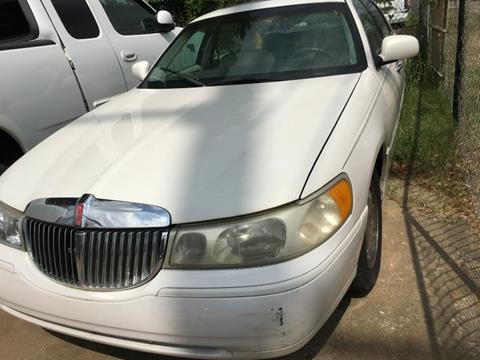 1998 Lincoln Town Car For Sale Carsforsale Com