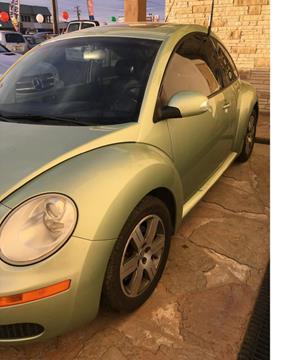 2006 Volkswagen New Beetle for sale in Tulsa, OK