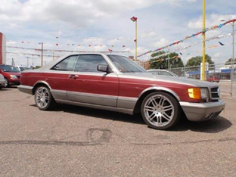 1990 Mercedes-Benz 560-Class for sale in Pueblo, CO