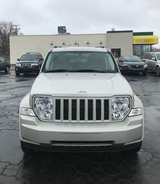 2008 Jeep Liberty for sale in Riverview, MI