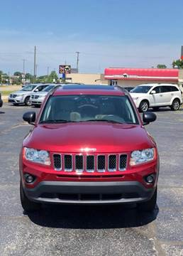 2011 Jeep Compass for sale in Riverview, MI