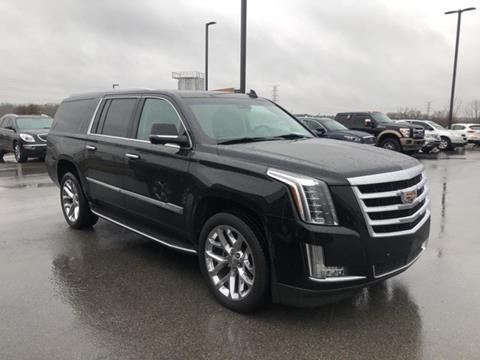 2016 Cadillac Escalade ESV for sale in Columbia, TN