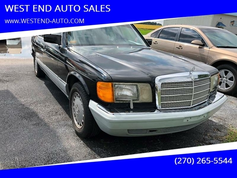 1990 Mercedes-Benz 420-Class for sale in Elkton, KY
