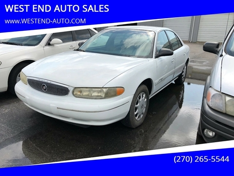 1999 Buick Century for sale in Elkton, KY