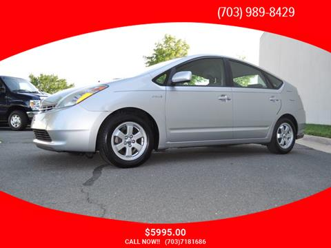 Toyota Prius For Sale in Sterling, VA - SEIZED LUXURY VEHICLES LLC