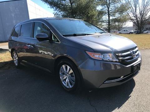 2015 Honda Odyssey for sale in Sterling, VA