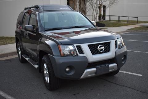 2012 Nissan Xterra for sale in Sterling, VA