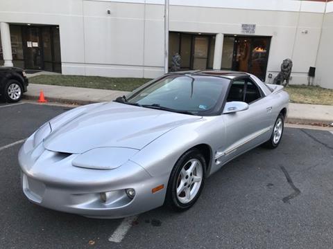 2002 Pontiac Firebird for sale in Sterling, VA