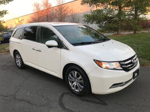 2014 Honda Odyssey for sale in Sterling, VA