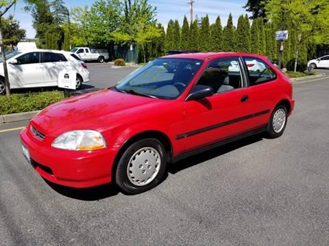 1997 Honda Civic for sale in Lynnwood, WA