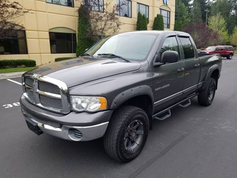 2003 Dodge Ram Chassis 2500 for sale in Lynnwood, WA