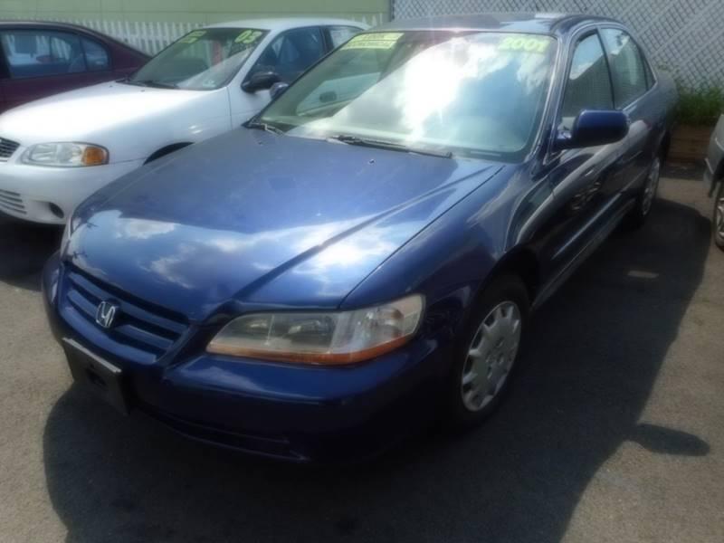 2001 Honda Accord For Sale At Super Buy Auto Sales Of NJ In Elizabeth NJ