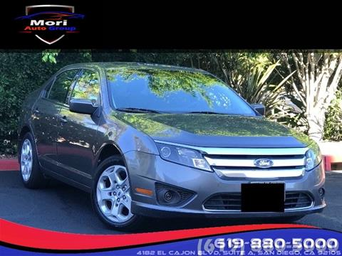 2011 Ford Fusion for sale in San Diego, CA