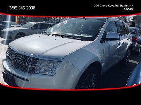 2009 Lincoln MKX for sale in Berlin, NJ