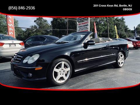 2007 Mercedes-Benz CLK for sale in Berlin, NJ