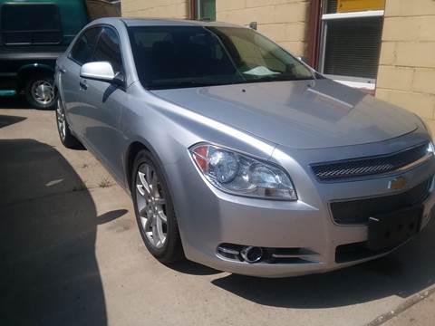 2012 Chevrolet Malibu for sale in La Porte City, IA