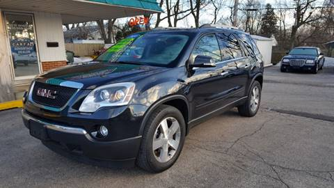 2010 GMC Acadia for sale at New Wheels in Glendale Heights IL