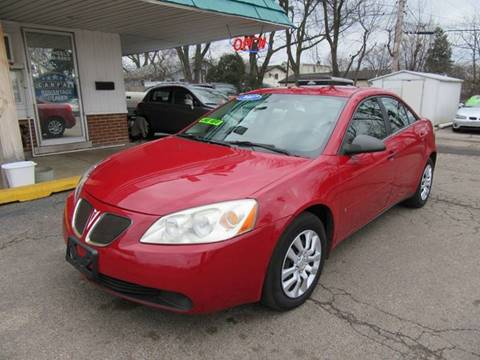2007 Pontiac G6 for sale in Glendale Heights, IL