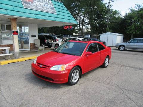 2002 Honda Civic for sale in Glendale Heights, IL