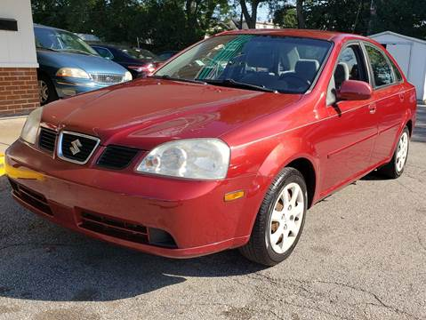 2005 Suzuki Forenza for sale in Glendale Heights, IL