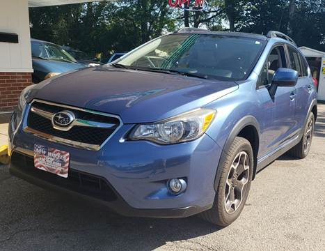 2014 Subaru XV Crosstrek for sale in Glendale Heights, IL
