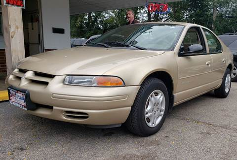 1999 Dodge Stratus for sale in Glendale Heights, IL