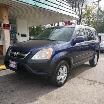 2003 Honda CR-V for sale in Glendale Heights, IL