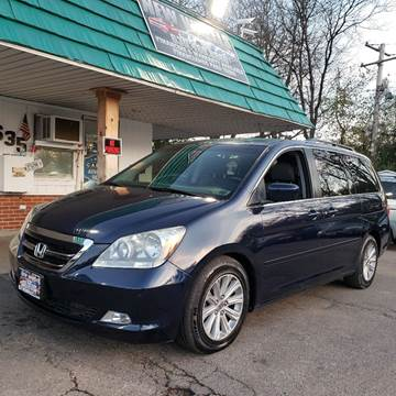 2007 Honda Odyssey for sale in Glendale Heights, IL