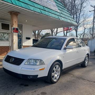 2001 Volkswagen Passat for sale in Glendale Heights, IL