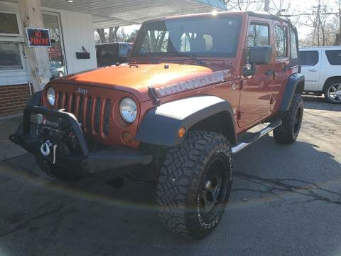 2009 Jeep Wrangler Unlimited for sale at New Wheels in Glendale Heights IL